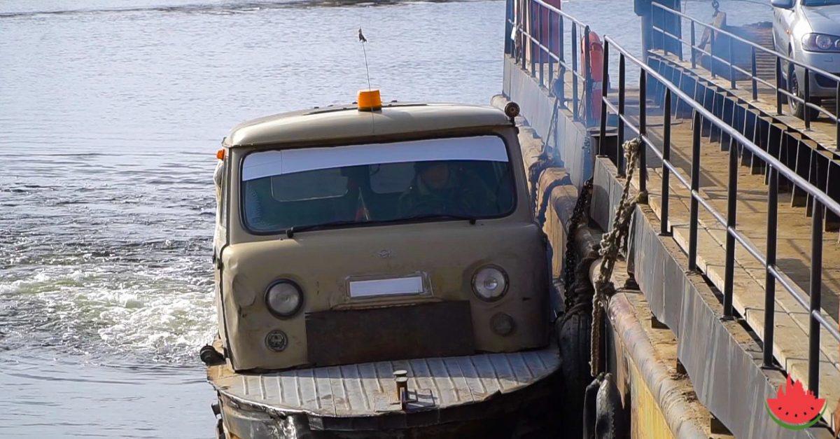 Как создавалась «лодка-буханка» в Камызякском районе