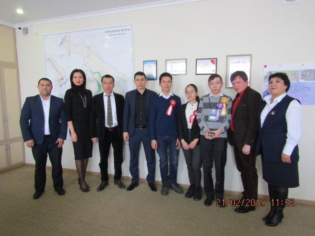 Ученики из Приволжского района стали победителями Всероссийского научно-инженерного конкурса