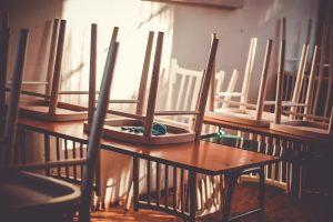 Закрытая из-за коронавируса астраханская школа перешла на «дистанционку»