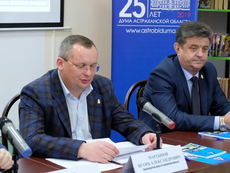 Игорь Мартынов назвал целесообразным объединение дотационных поселений с успешными