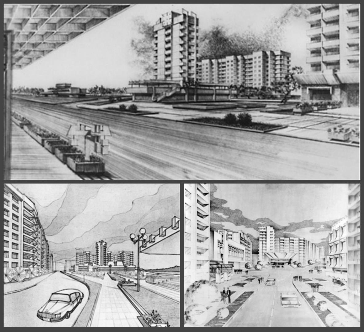 Каким должен был стать Нариманов будущего: советские планы