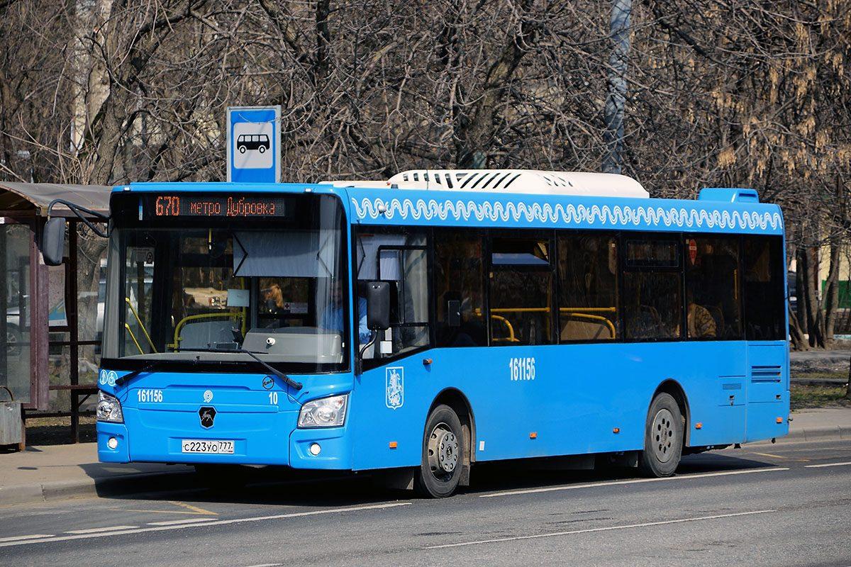 Синие астраханские автобусы оснастят терминалами Сбербанка