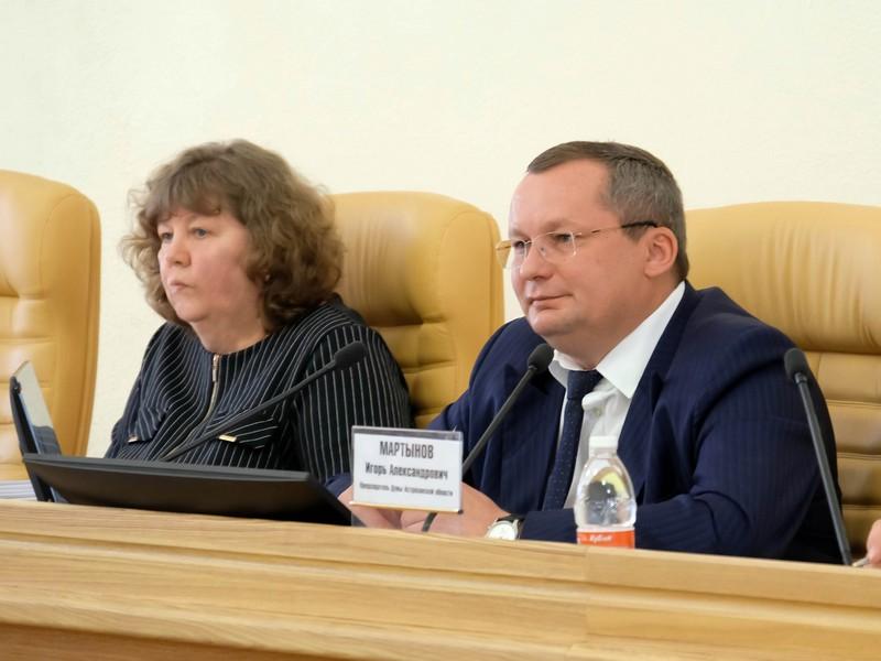 Астраханская область увеличила бюджетные расходы