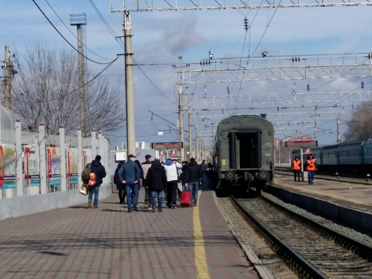 Новый маршрут поезда сообщением Астрахань – Имеретинский курорт назначается с 28 мая