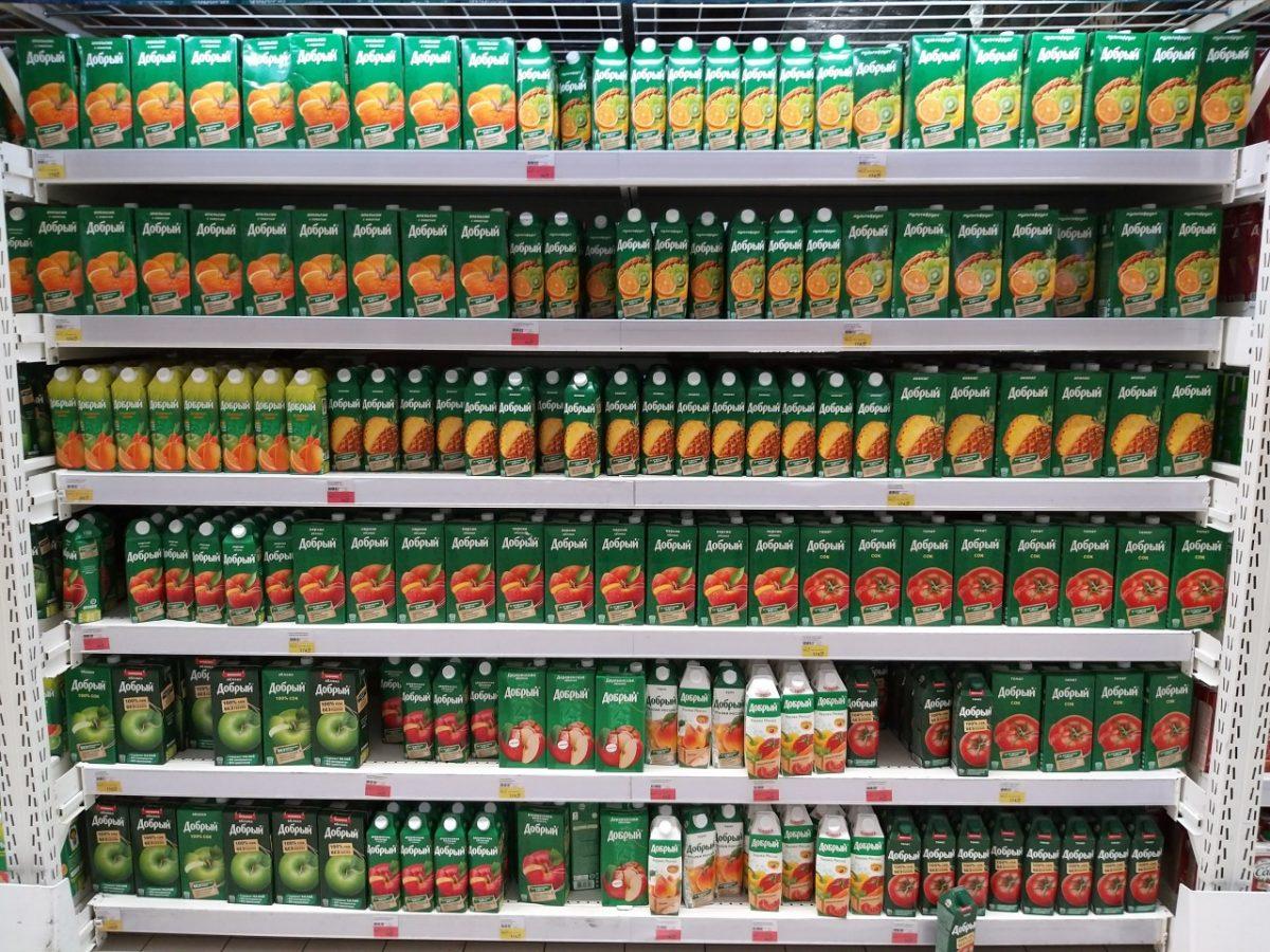 Названы самые натуральные российские продукты