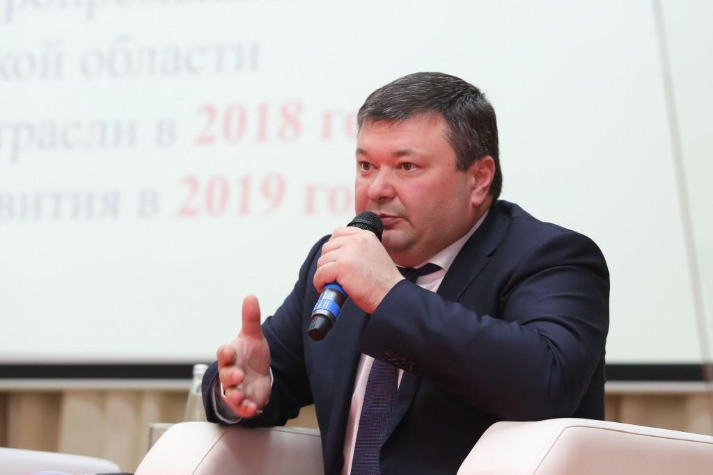 Алексей Галкин доложил о двух миллионах тонн овощебахчевой продукции