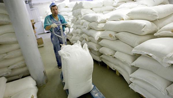 В России резко выросли цены на муку