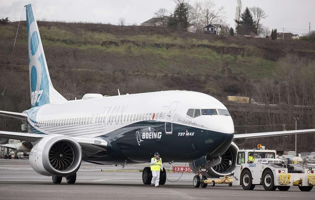 Россия может ввести запрет на эксплуатацию самолетов Boeing