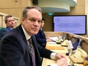 Астраханский сенатор предложил ужесточить контроль за электронной почтой