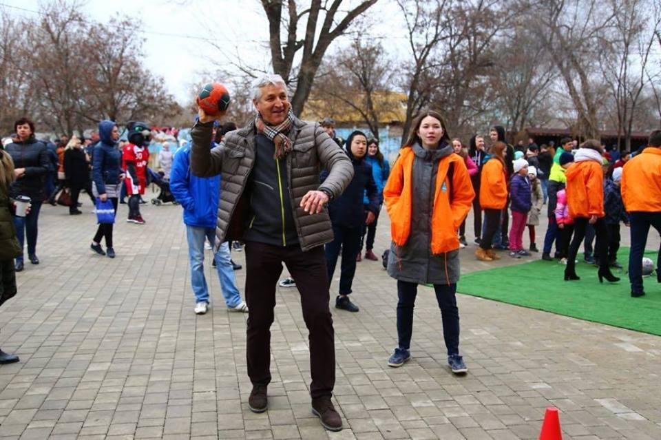Леонид Огуль поздравил россиян с замечательным праздником возвращения Крыма