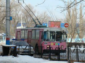 Как московские троллейбусы захватили Астрахань и почему им пришлось уйти