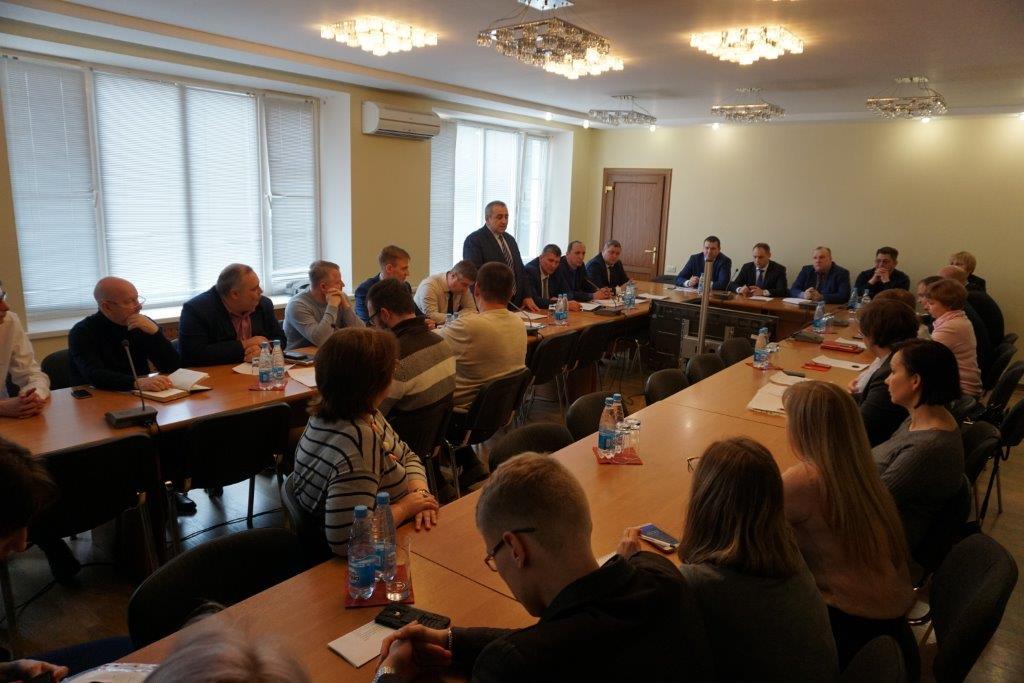 Инновационные стартапы Астраханского госуниверситета рассмотрели на Приволжской магистрали