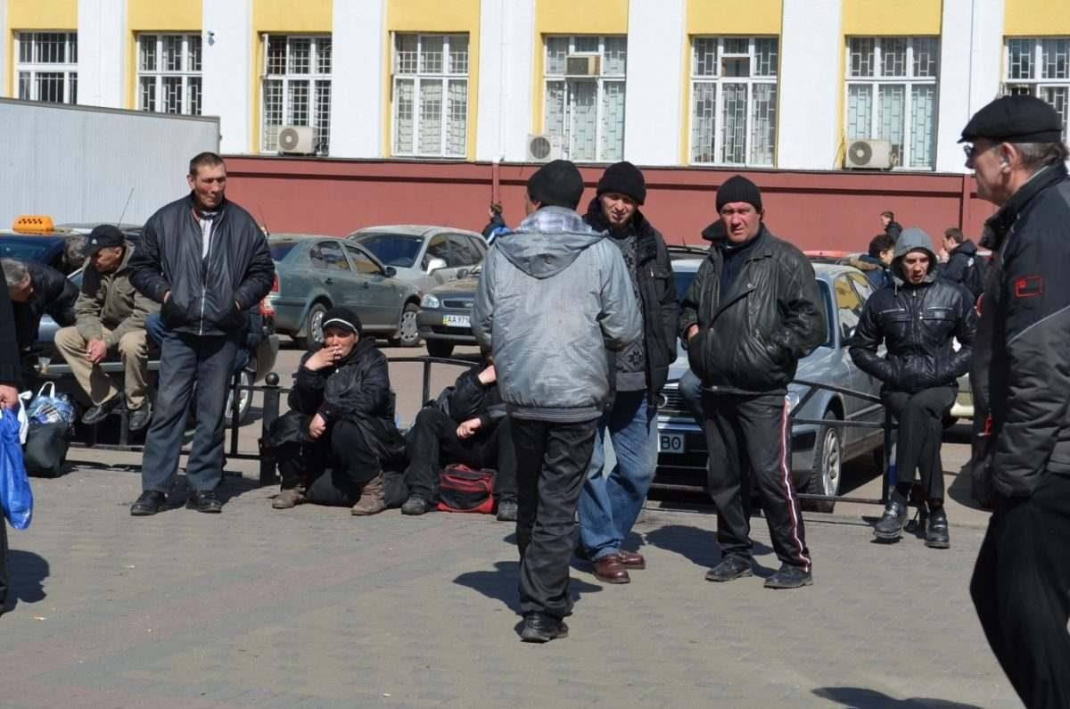 В России выросло число безработных