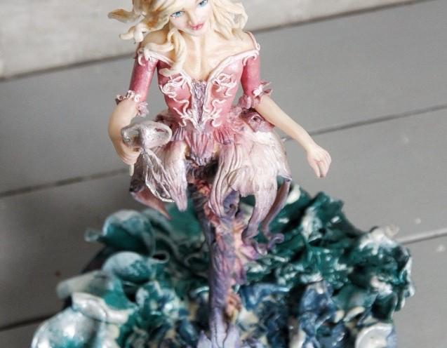 Астраханка выиграла кондитерский конкурс. Посмотрите на эту потрясающую съедобную скульптуру