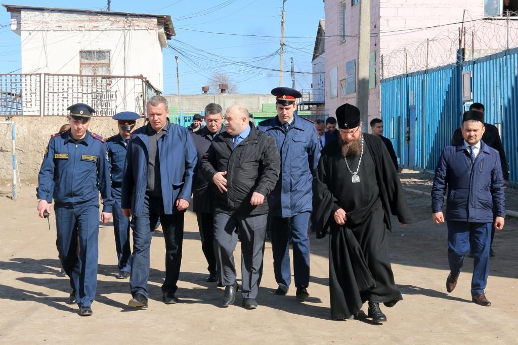 Сергей Морозов побывал в тюрьме