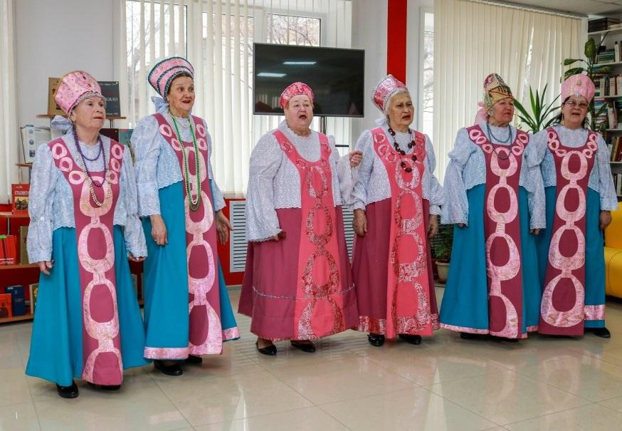Астраханские пенсионеры открыли секрет долголетия