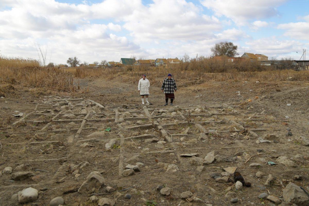 Астраханская область встречает засуху