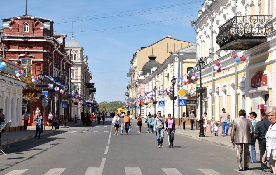 На Первомай перекроют дорогу у Центральной набережной