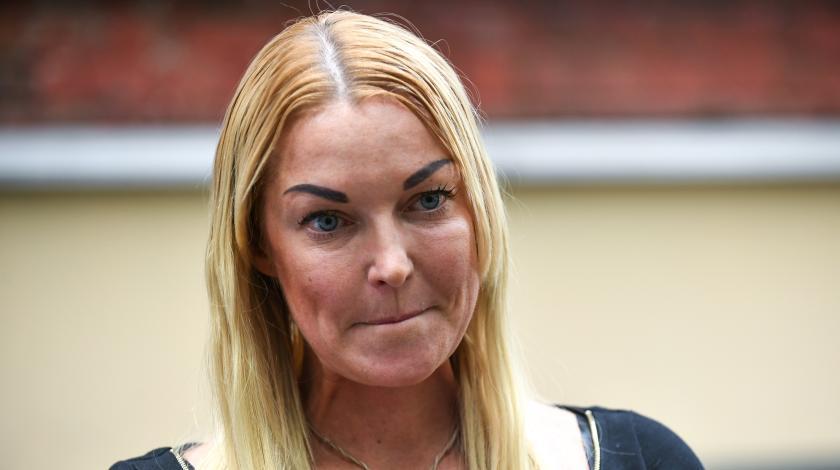 Анастасия Волочкова предложила всем недовольным покинуть Россию