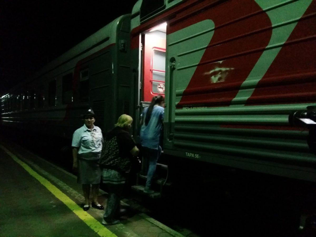 С июня возобновляется прямое железнодорожное сообщение между Астраханью и Минеральными Водами