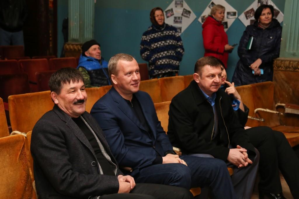 Сергей Морозов принял несколько важных решений в селе Тишково