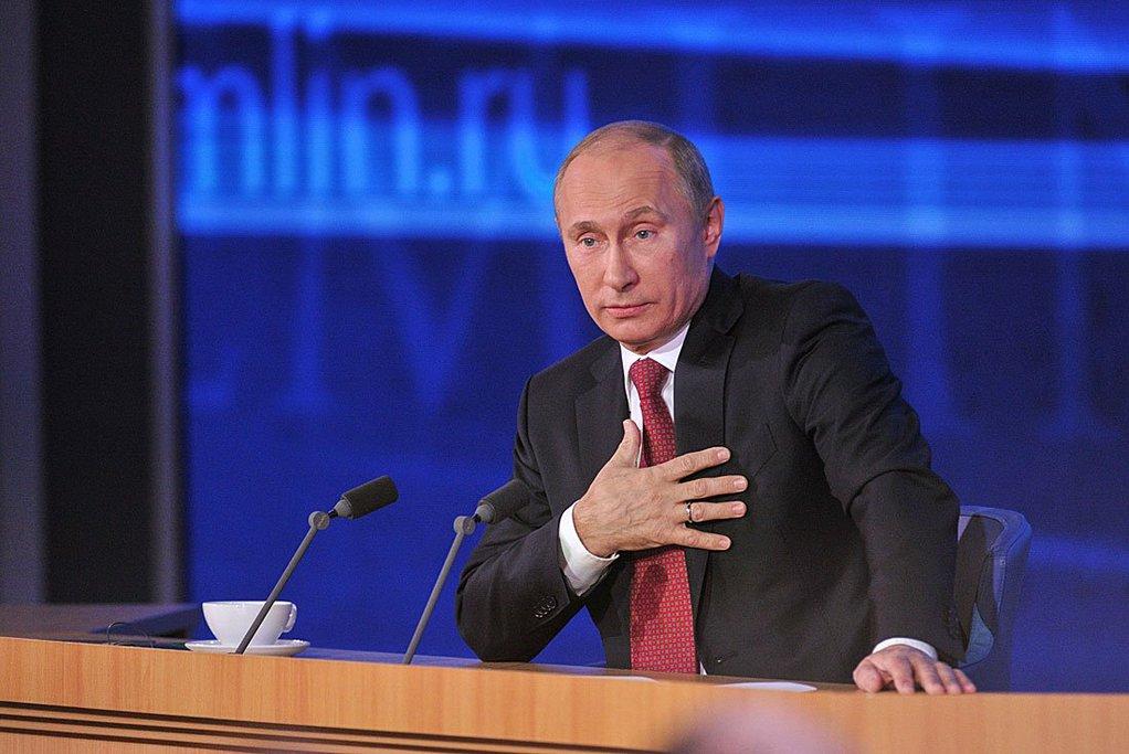 Владимир Путин дал добро на введение пяти новых налогов