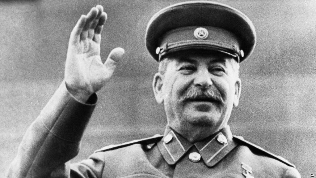 Уровень одобрения деятельности Сталина достиг рекордных показателей