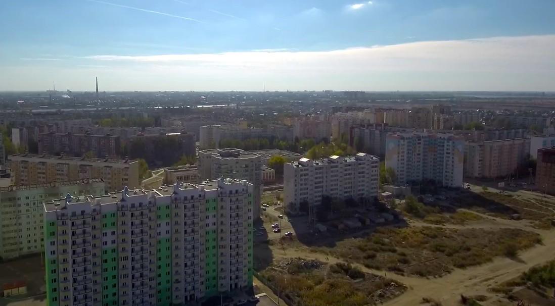 В микрорайоне Бабаевского обещают построить парк и обновить сквер