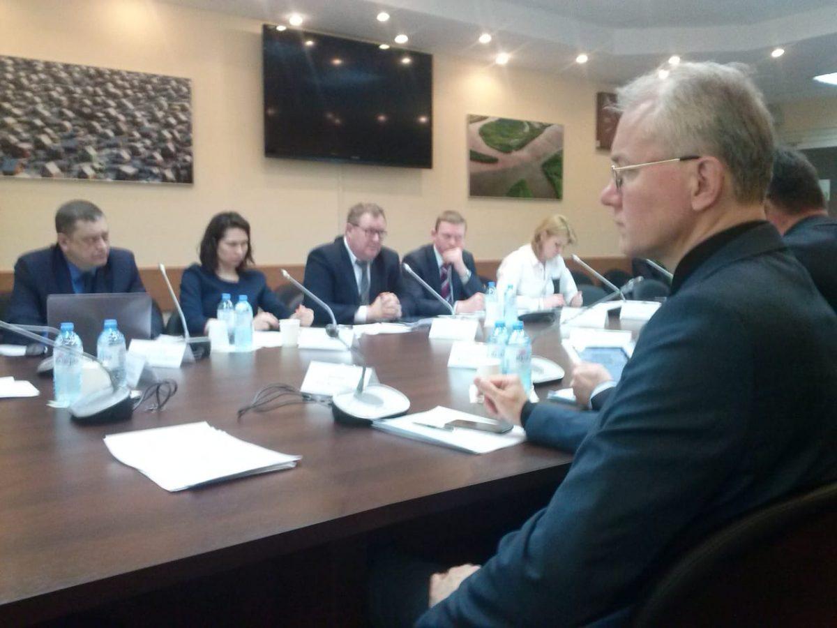 В Госдуме поддержали предложение Олега Шеина по пресечению ландшафтных пожаров