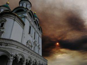 Астраханский МЧС снова объяснил запах гари пожаром в Казахстане
