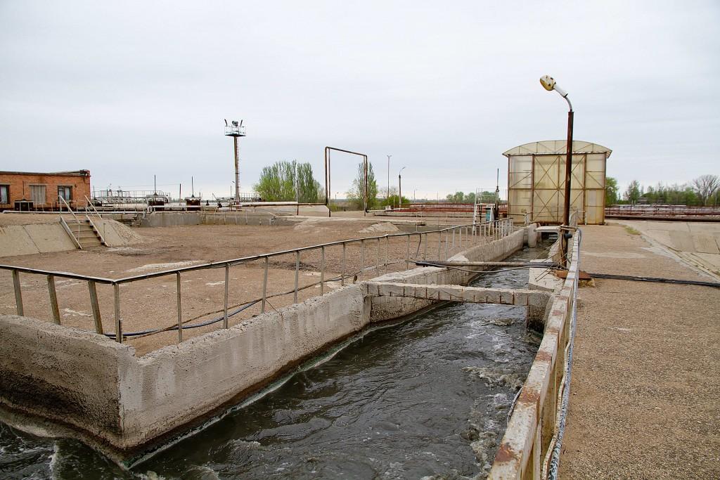 Канализационные стоки из Астрахани станут чище