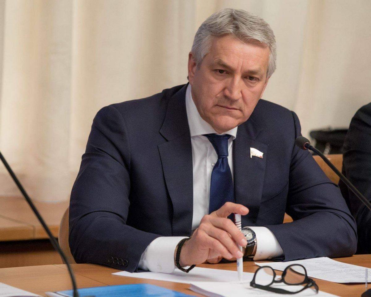 Леонид Огуль вновь озабочен ситуацией с паводком