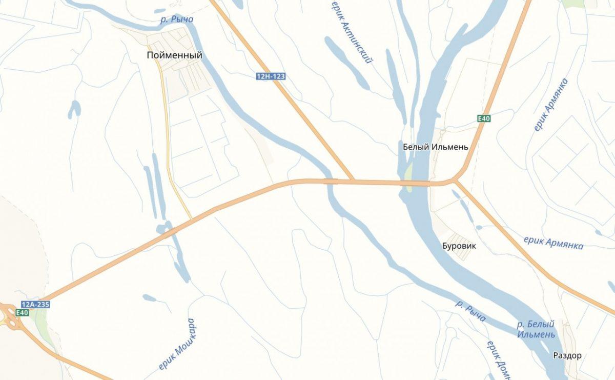 На три дня закрыто движение по мосту в Астраханской области