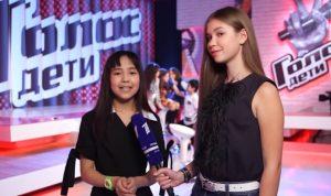 Школьница из Астрахани выступит в финале шоу «Голос. Дети»