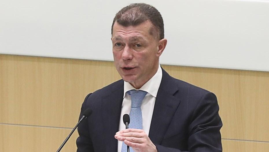 Максим Топилин рассказал о рекордном росте зарплат в России
