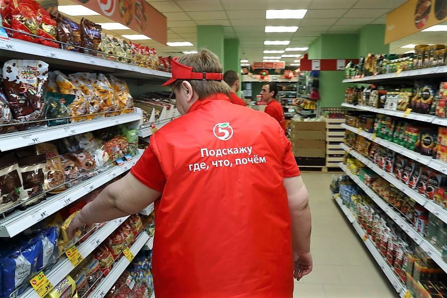 Торговую сеть «Пятерочка» наказали за обман покупателей в Астрахани
