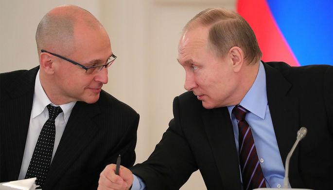Кириенко раскрыл принципы Путина при отборе губернаторов