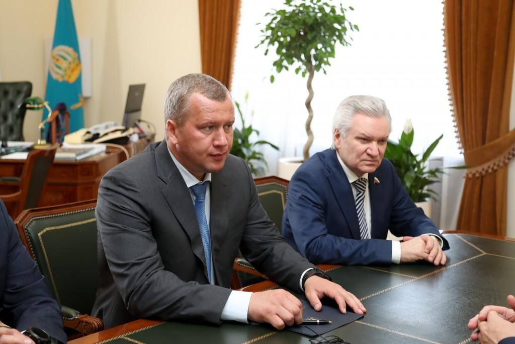 Сергей Морозов: Мы не хотим, чтобы слово «чиновник» было ругательным