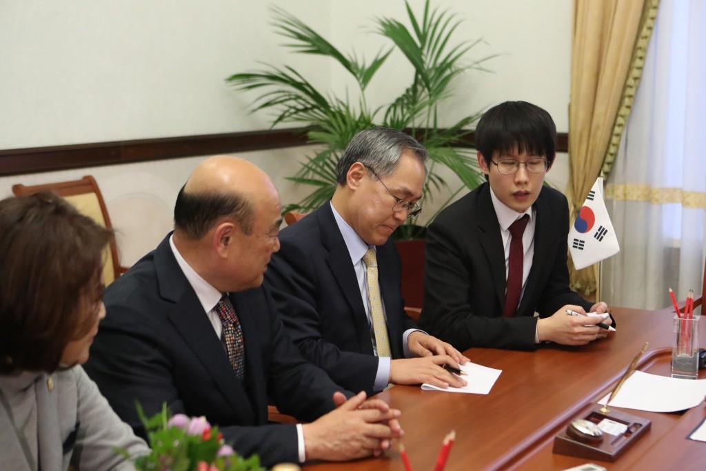 Гости из Кореи: Астраханская область развивается быстрыми темпами