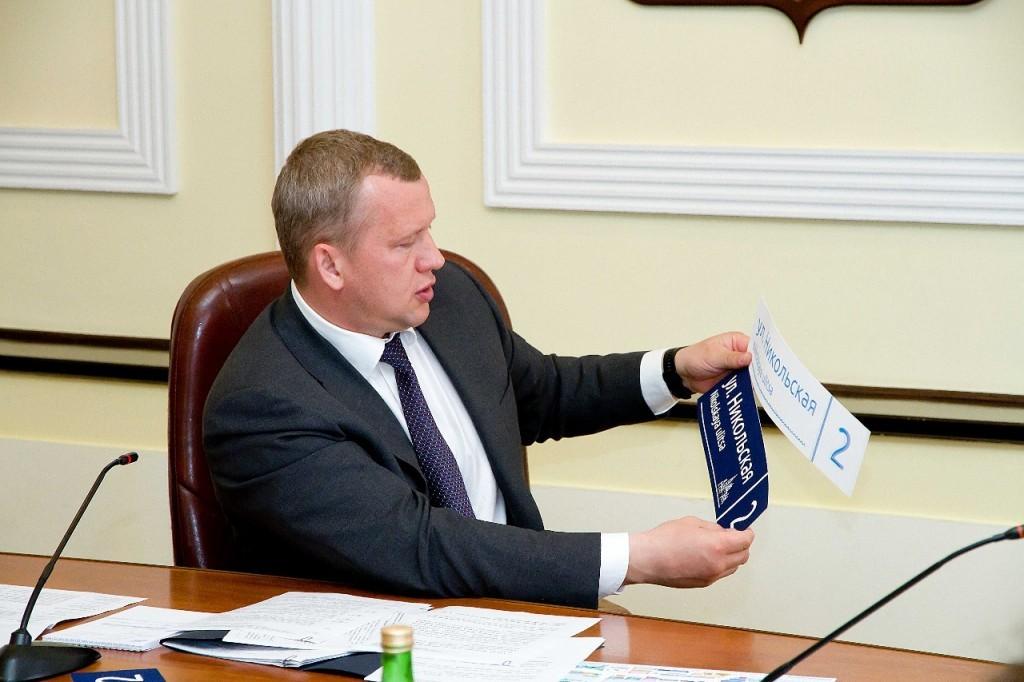 Туристам в центре Астрахани помогут стелы-навигаторы