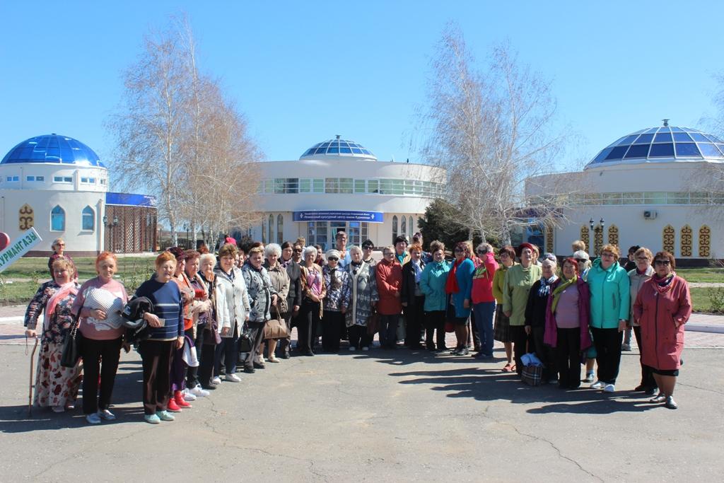 Астраханские пенсионеры почувствовали маленький лучик заботы