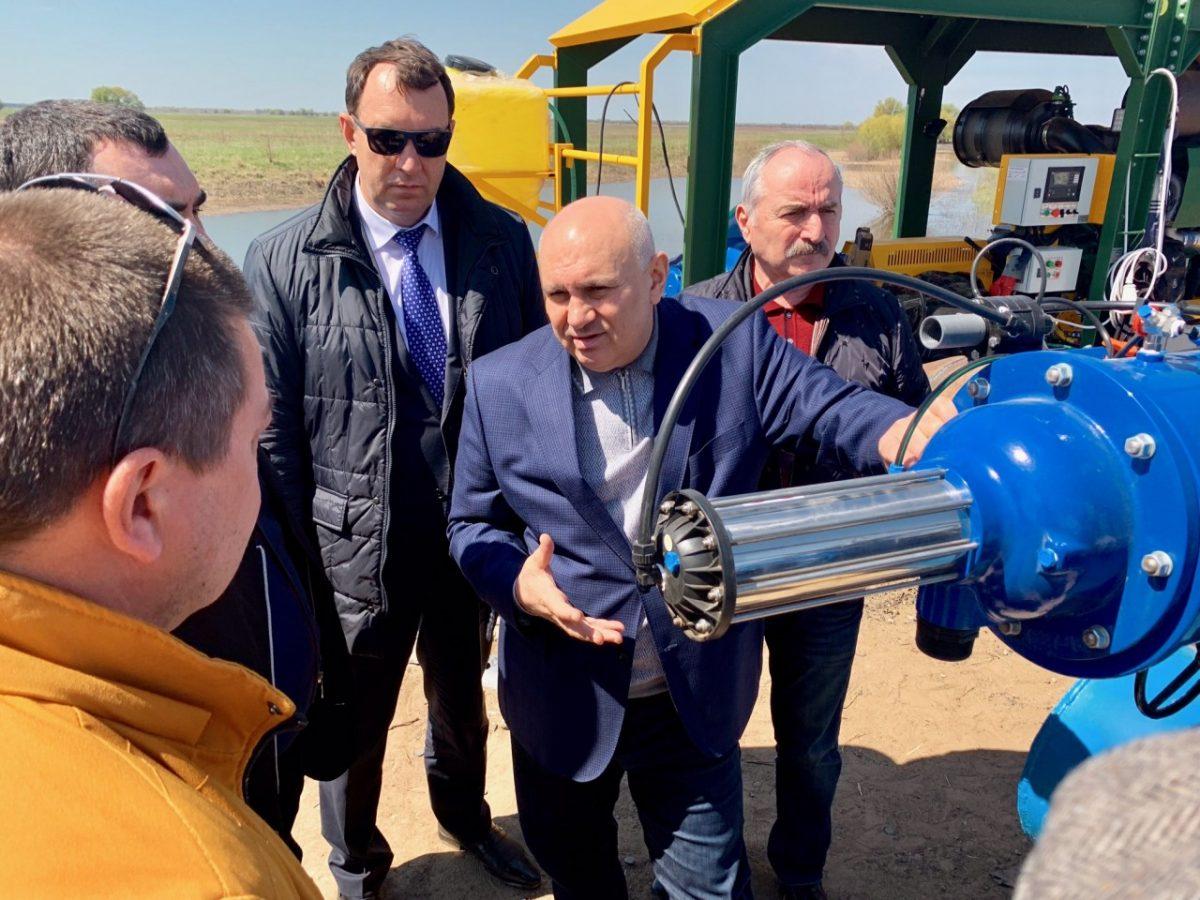Масштабность и мощь астраханских инвестпроектов впечатлила Минсельхоз РФ