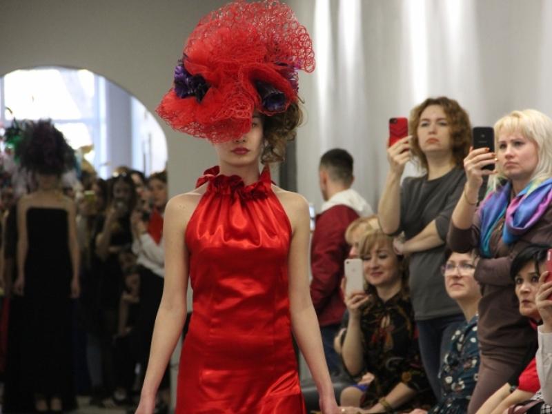 В Астраханском колледже арт-фэшн индустрии открыли новые классы-лаборатории