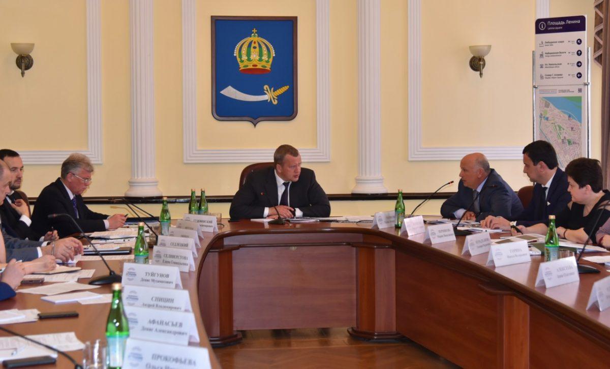Продолжается реализация проекта «Обновленная Астрахань»