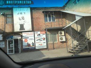 В Астрахани обнаружили лестницу «в никуда»