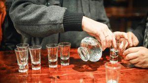 Минздрав: россияне стали потреблять меньше алкоголя