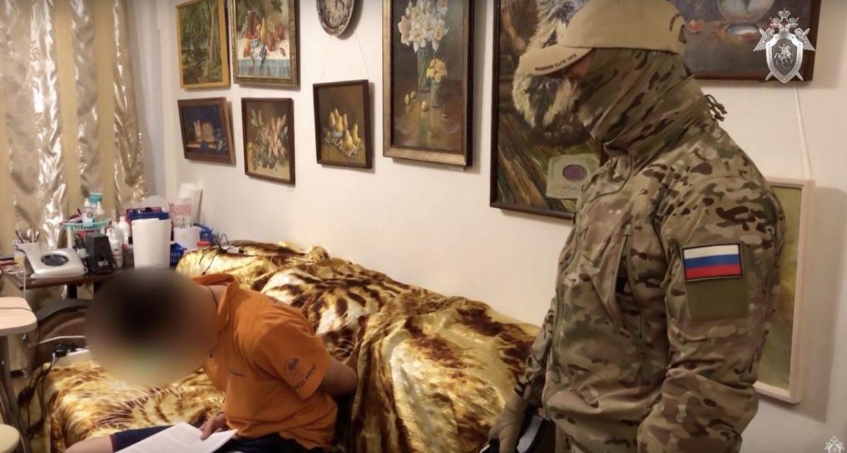 Астраханцев подозревают в создании экстремистского сообщества. Видео задержания