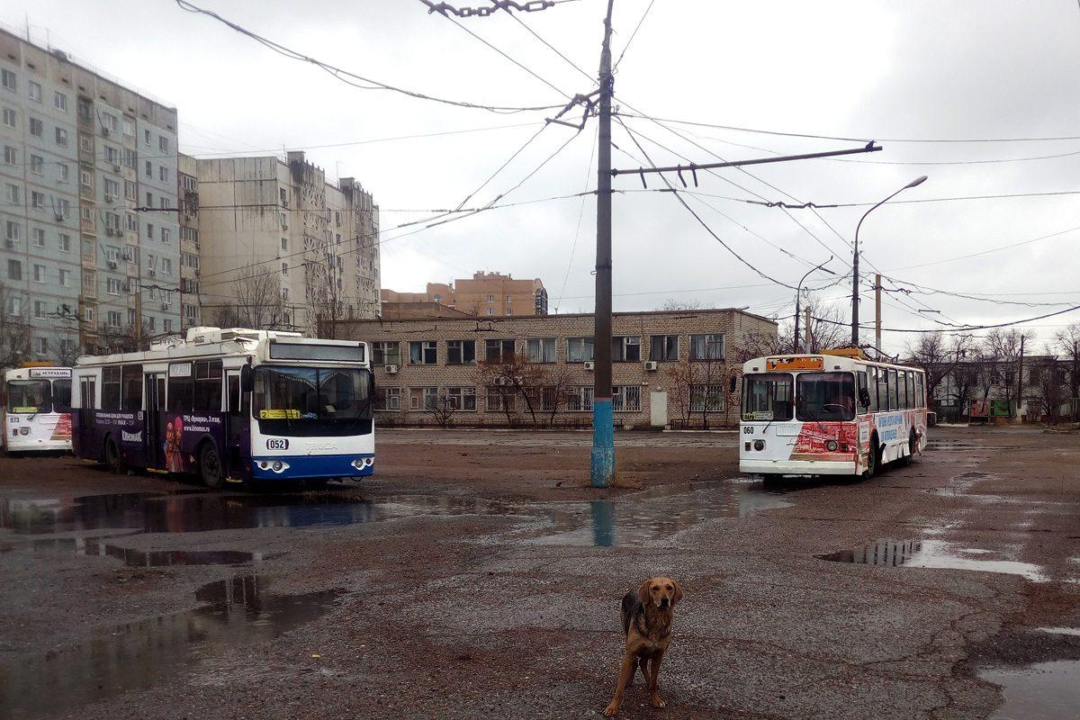 Радик Харисов предложил Халиту Аитову возглавить троллейбусный парк