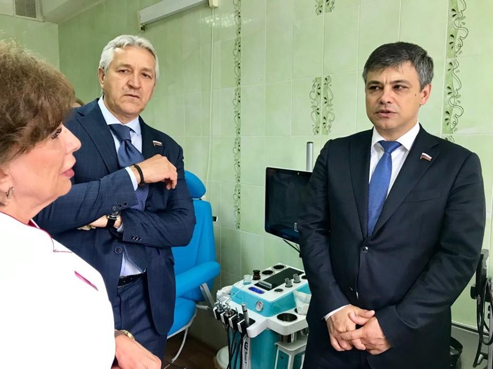 Леонид Огуль: «Качество медицины и образования зависит не от величины бюджетов»