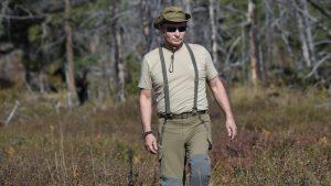 Стало известно, как проведет отпуск Владимир Путин